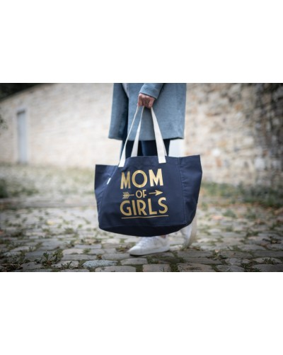 Sac Personnalisable - MOM OF 3