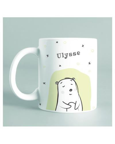 """Mug """"Ours bébé"""""""