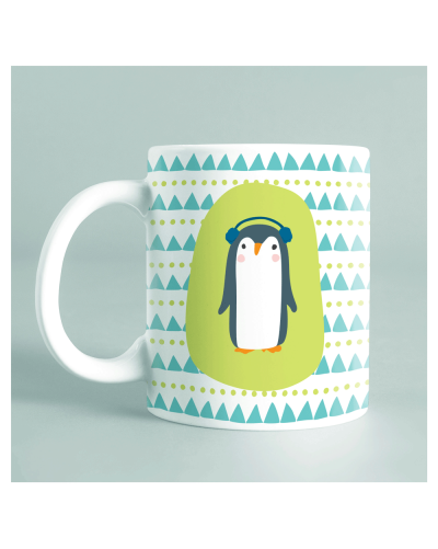 "Mug ""Pingouin frangin"""