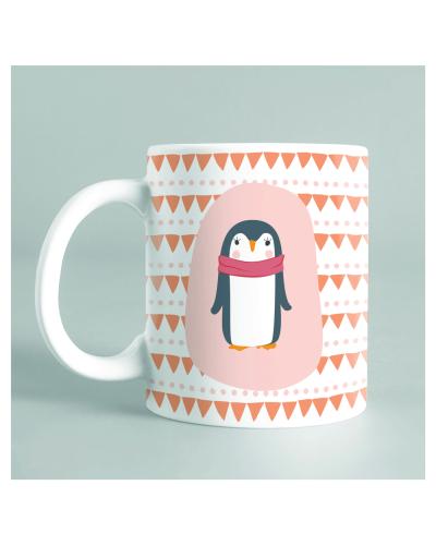 """Mug """"Pingouin frangine"""""""