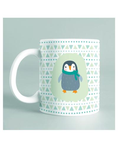 "Mug ""Pingouin frérot"""