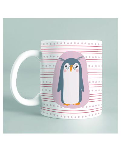"Mug ""Pingouin mamy"""