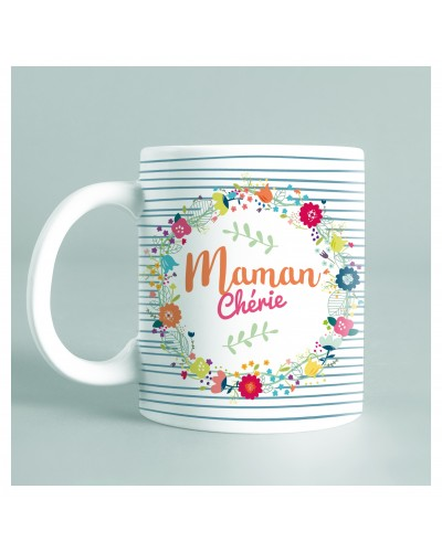 "Mug ""maman chérie"""