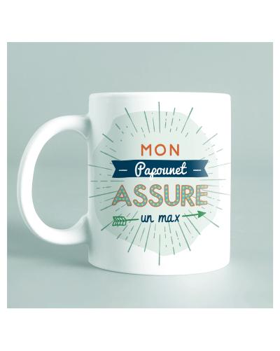 """Mug """"Papounet"""""""