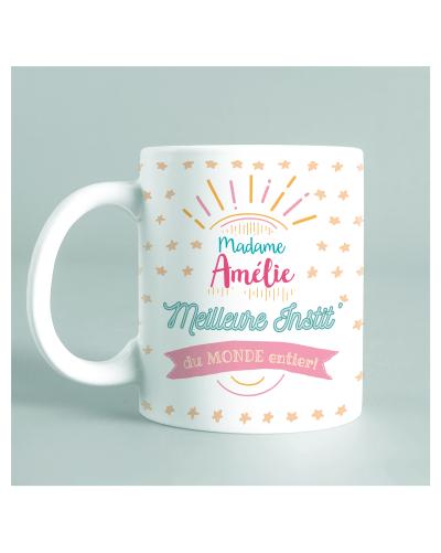 "Mug ""Madame Amélie"""