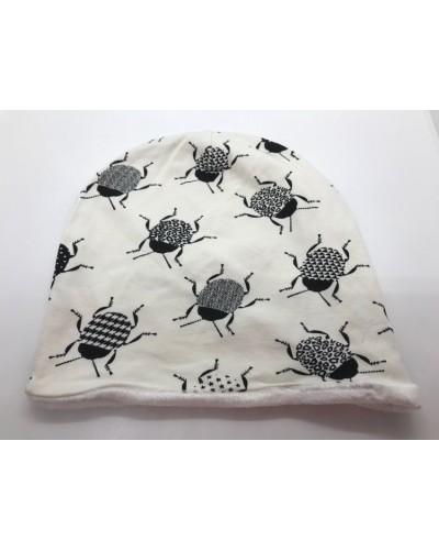 Bonnet - scarabées