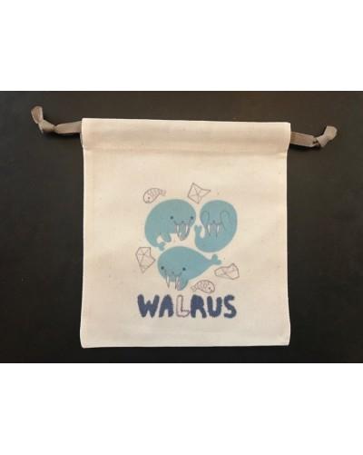 Pochon à cordon - Walrus