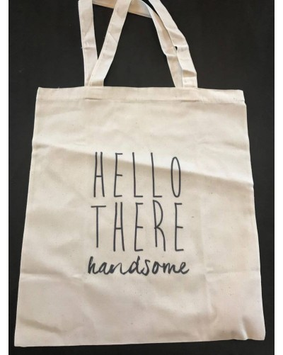 Tote Bag - Hello There