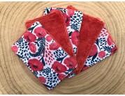 Lingettes et mouchoirs lavables